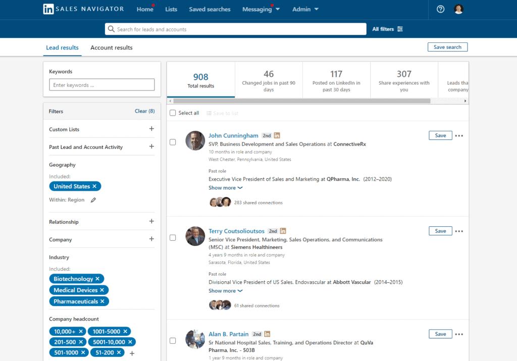 Foundation 4 LinkedIn