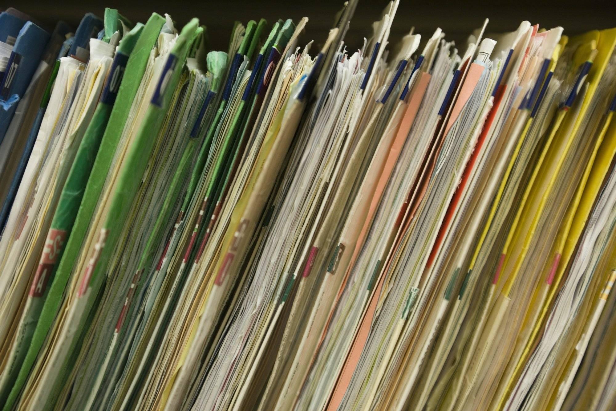Patient Medical Files